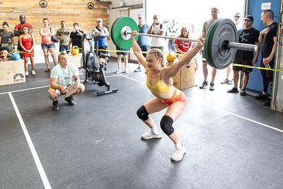 Workout 2 - Women's RX