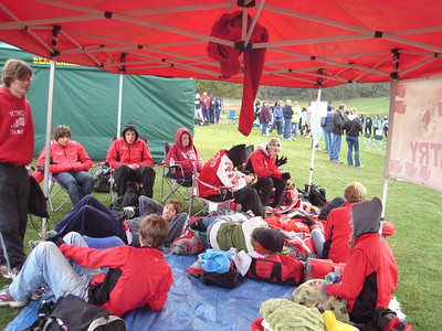 Cross Country Districts 2007