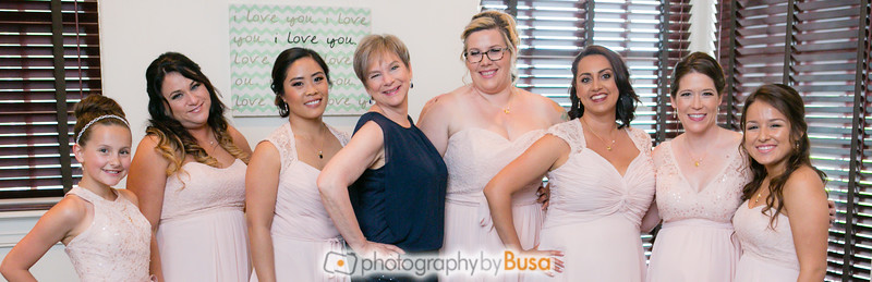 Lara, Family, Bridesmaids Portraits