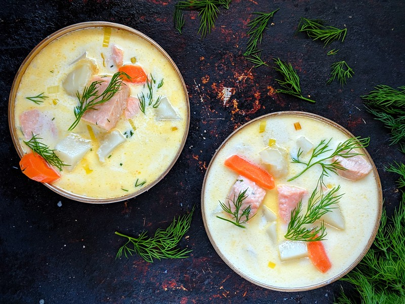 Lohikeitto Finnish Salmon Soup dark hor.jpg