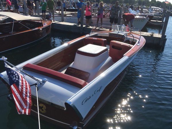 Hessel boat show August 2018.