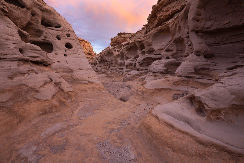 Mud Canyon