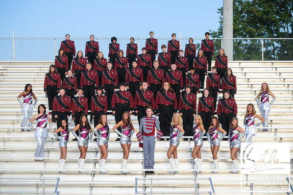 BHS Band 2012-13
