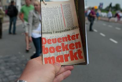Boekenmarkt 2011
