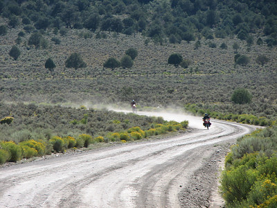 New Mexico Dual Sport Tour August, 2008