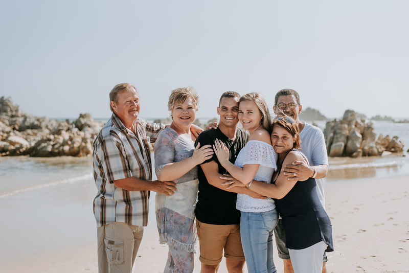 Dido & Pretorius Family