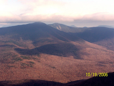 Cannon Mtn. and the Kinsmans 10192006