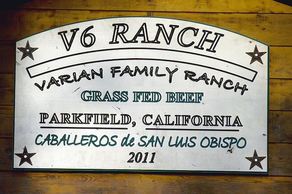 V6 Ranch Parkfield, CA