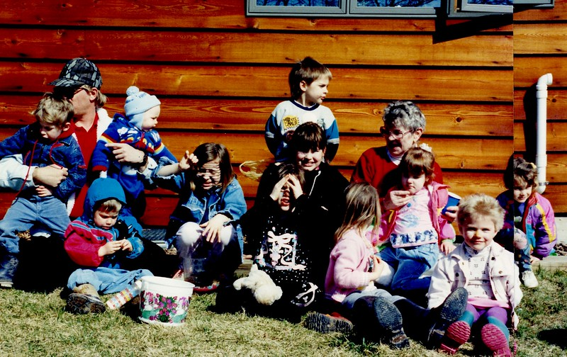 Oma119 Easter 1993.jpg