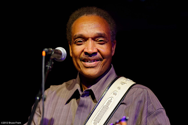 Johnny Rawls Hosts Fox Blues Jam