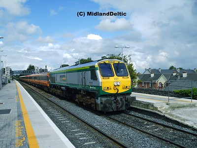 Portlaoise (Rail), 18-07-2007