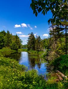 Canada's Parc National de Mont-Orford - July 3, 2019