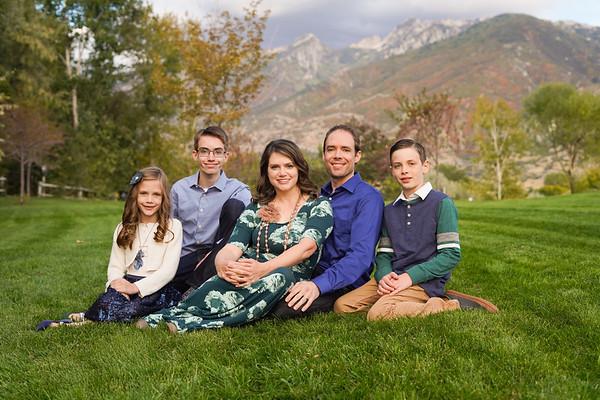Daniel + Brittany Family