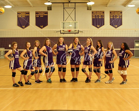 SMS Volleyball