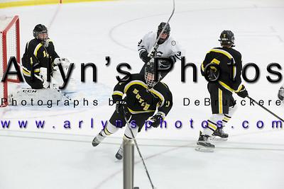 Hutch Boys Hockey vs Mankato West