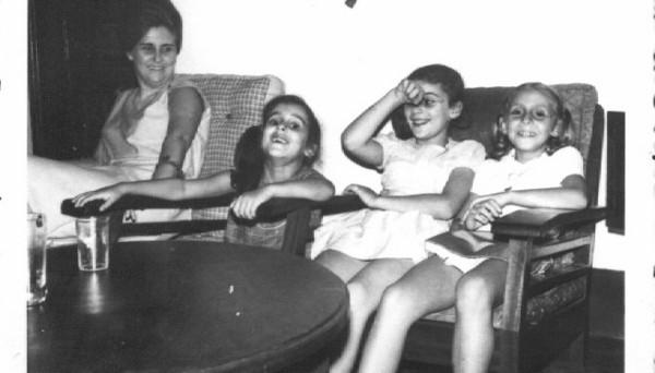 Aurora Tavares, Isabella e Fátima Mendonça e Guida Tavares