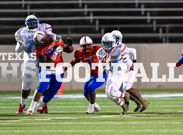 Dallas Carter vs Midlothian Heritage (OCT 27)