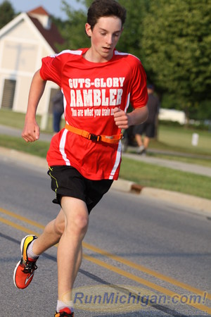 Featured - 2015 Boyne City Independence Day Run