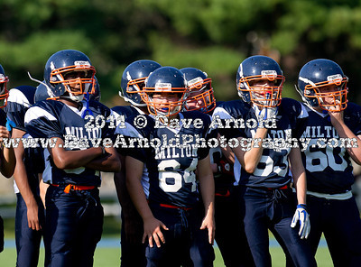 9/30/2011 - 5th Football - St. Sebastian's vs Milton