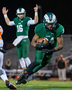 2020-10-30   Central Dauphin vs. Central York (District 3 Semifinals)