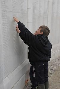 War Graves Trip