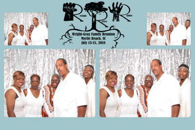 Wright-Gray Family Reunion
