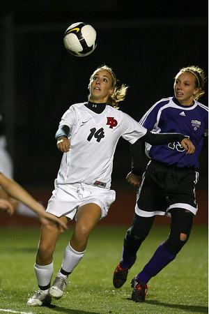 EPHS Varsity Girls Soccer vs Buffalo @ MN State Class AA Tournament Quarterfinals (Oct 23, 2008)
