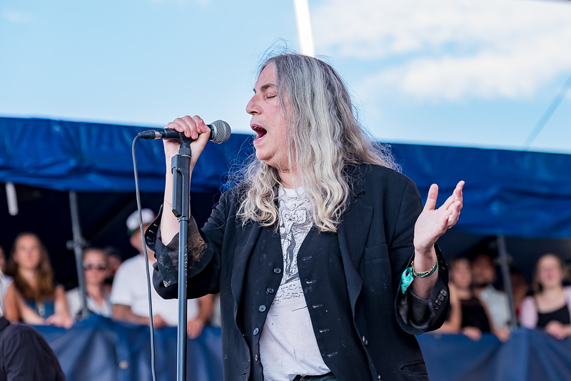 Patti Smith - 2016 Newport Folk Festival