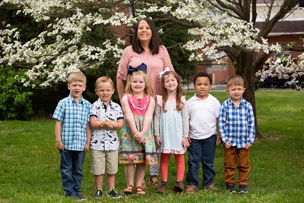 Grace Kindergarten Spring 2021