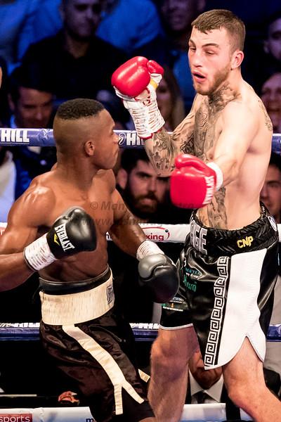Sam Eggington vs Hassan Mwakinyo
