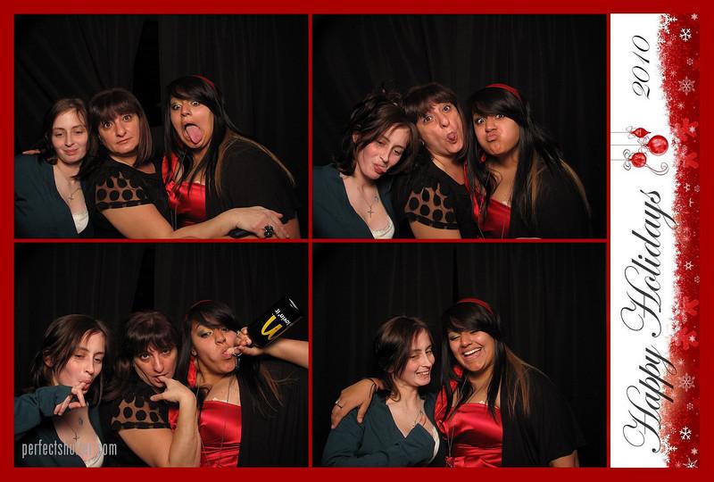 Windsor, ON: Macdonald Xmas Party Photo Booth Rental