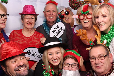 Botleigh Grange Christmas Party Saturday 8th December 2018