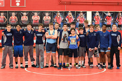 Kenston at State Team Tournament (1/25/2017)