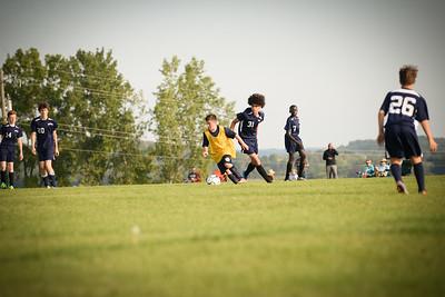 Modified Soccer 2017 vs HAC