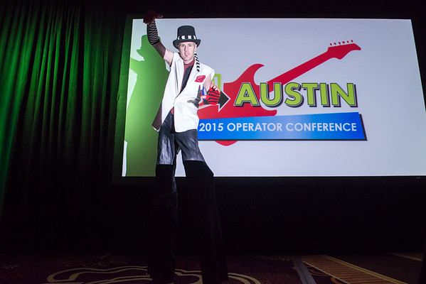 2015 go! Operator and Vendor Awards