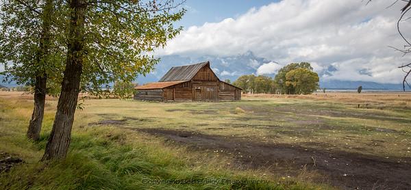 Yellowstone - Grand Teton National Parks - Sep 2015