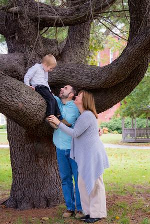Mueggenborg & Masters Families
