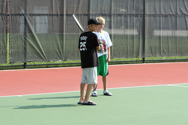 2007 HUBS TENNIS CAMP - ALL AGES