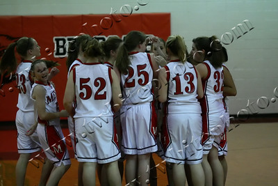 Mena vs Nashville - 9th Girls Basketball 2010