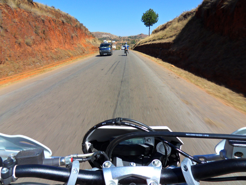 Tour in moto Madagascar