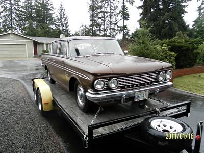 1961 Rambler Classic Super
