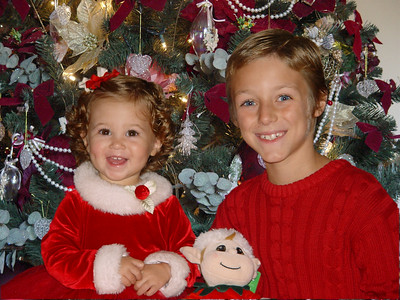 2007 Christmas card photo pics