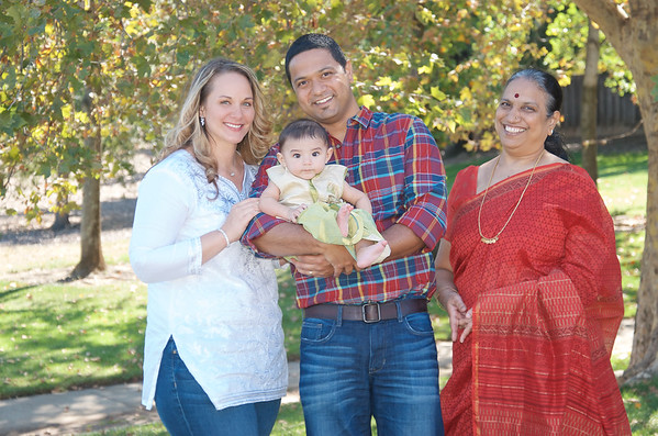 Charan Family