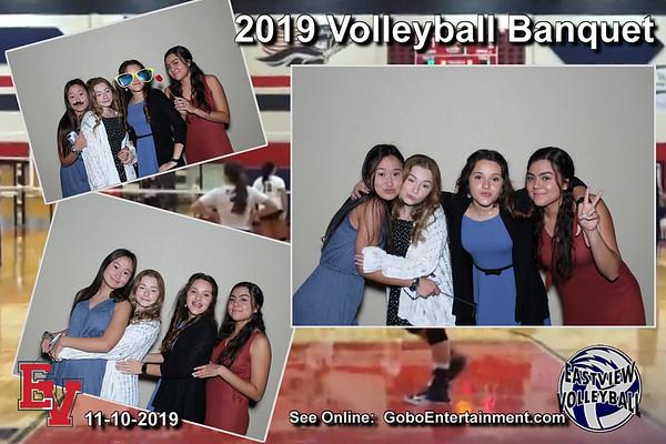 20191110 EV Volleyball Banquet