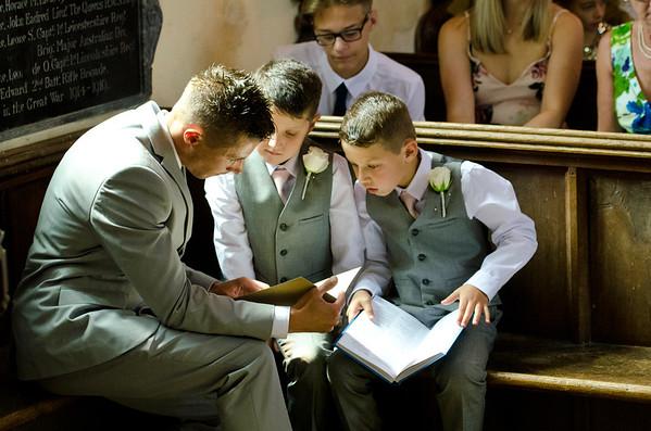 Jackie and Daniel's Wedding