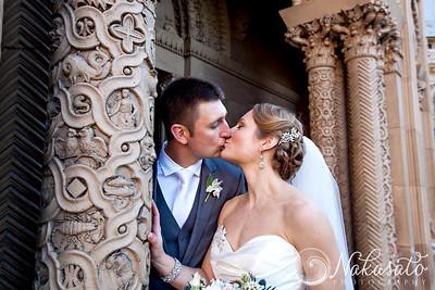 Sarah & Matt D {wedding day}