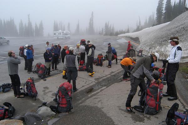 Mt. Rainier June 2004 Jansport Seminar