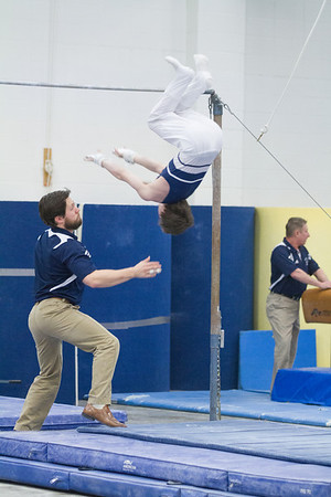 NNHS Gymnastics 2013
