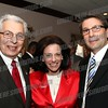 Joseph Emanuele, Jr., K.T. McFarland and Chairman Joe Emanuele III