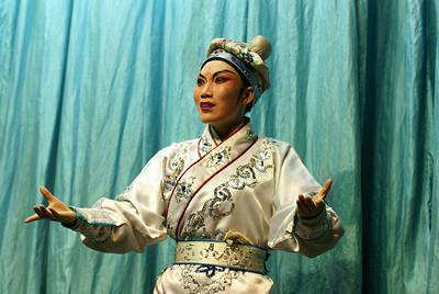 Chinese Opera In BM